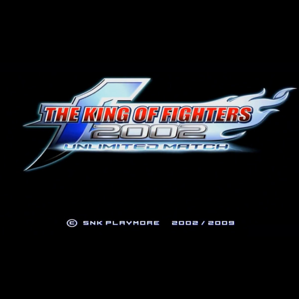 The King of Fighters 2002 Unlimited Match (KOF2002 UM)<ザ・キングオブファイターズ2002 アンリミテッドマッチ 海外版>