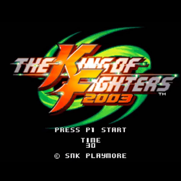 THE KING OF FIGHTERS 2003 (KOF 2003)<ザ・キングオブファイターズ 2003 海外版>