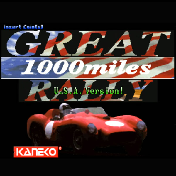 GREAT 1000 MILES RALLY <グレート1000マイルズラリー 海外版>