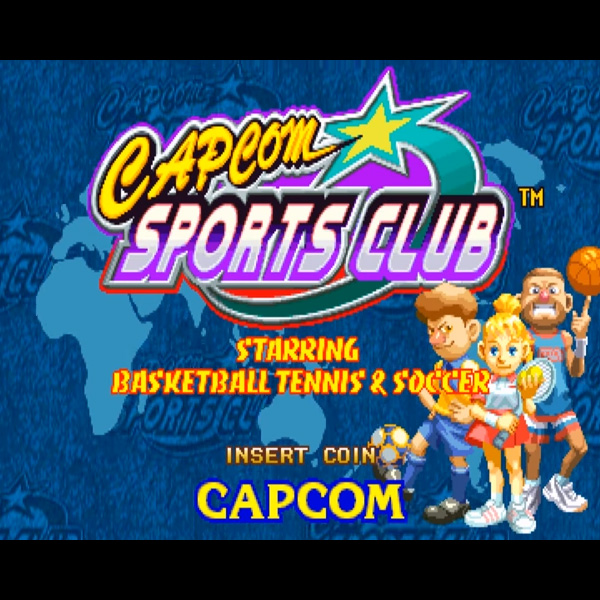 CAPCOM SPORTS CLUB <カプコンスポーツクラブ 海外版>