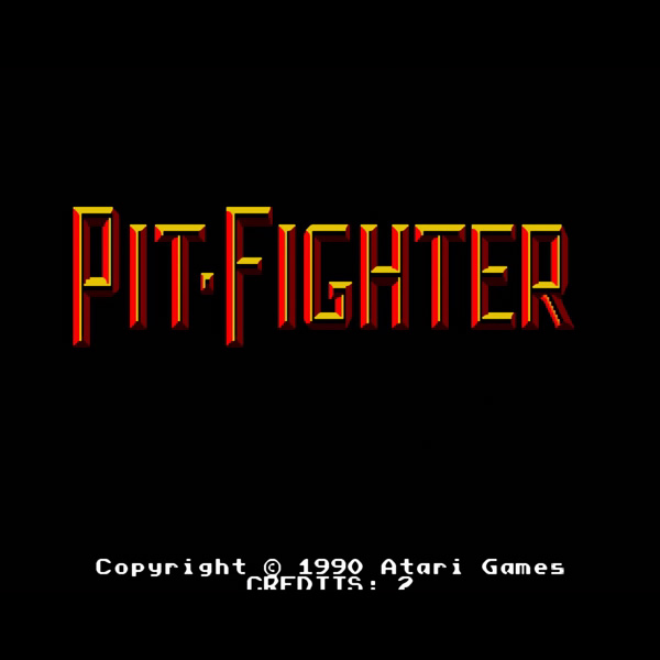 PIT FIGHTER <ピットファイター 海外版>