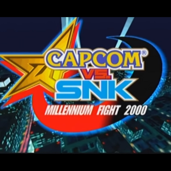 カプコン Vs. SNK -Millenium Fight 2000