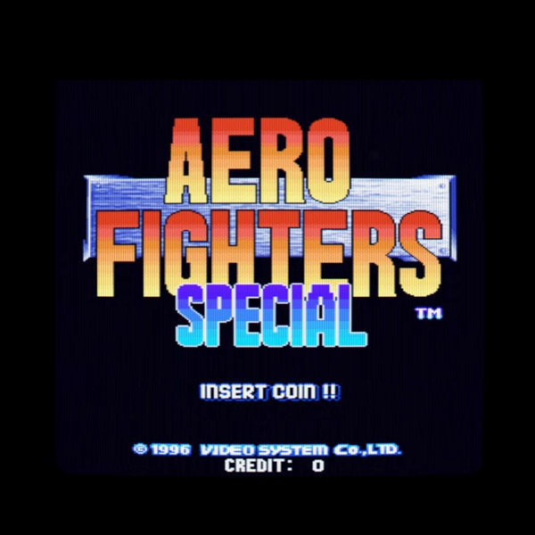 AERO FIGHTERS SPECIAL <ソニックウィングス リミテッド 海外版>